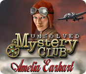 Unsolved Mystery Club®: Amelia Earhart