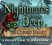 Nightmares from the Deep: The Cursed Heart Collector`s Edition