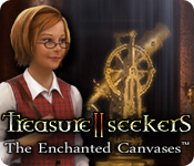 Treasure Seekers: The Enchanted Canvases