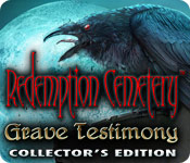 Redemption Cemetery: Grave Testimony Collector's Edition