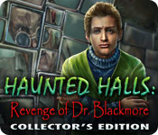 Haunted Halls: Revenge of Doctor Blackmore Collector`s Edition