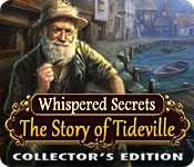 Whispered Secrets: The Story of Tideville Collector`s Edition