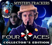 Mystery Trackers: Four Aces Collector`s Edition