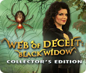 Web of Deceit: Black Widow Collector`s Edition