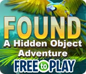 Found: A Hidden Object Adventure - Free to Play