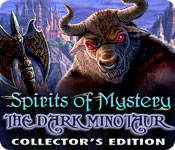 Spirits of Mystery: The Dark Minotaur Collector`s Edition