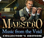 Maestro: Music from the Void Collector`s Edition