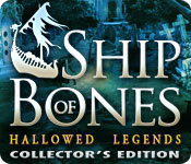 Hallowed Legends: Ship of Bones Collector`s Edition