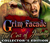 Grim Facade: Cost of Jealousy Collector`s Edition
