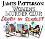 James Patterson Women`s Murder Club: Death in Scarlet