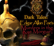Dark Tales: Edgar Allan Poe`s Murders in the Rue Morgue