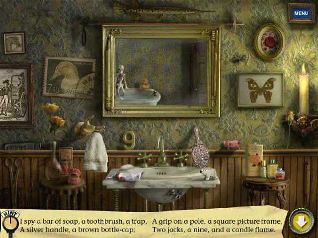 I Spy Spooky Mansion download free Play Hidden Object