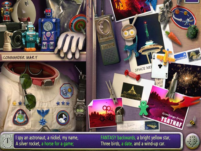 I Spy Fantasy download free Play Hidden Object Games
