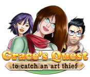 Grace`s Quest: To Catch An Art Thief