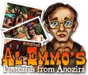Al Emmo`s Postcards from Anozira