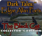 Dark Tales:  Edgar Allan Poe`s The Black Cat Collector`s Edition