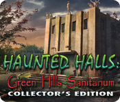 Haunted Halls: Green Hills Sanitarium Collector`s Edition