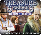 Treasure Seekers: The Time Has Come Collector`s Edition