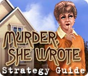 Murder, She Wrote Strategy Guide