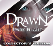 Drawn®: Dark Flight  Collector`s Edition