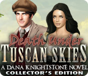 Death Under Tuscan Skies: A Dana Knightstone Novel Collector`s Edition