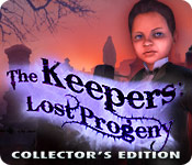 The Keepers: Lost Progeny Collector`s Edition