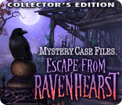 Mystery Case Files®: Escape from Ravenhearst Collector`s Edition