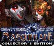 Shattered Minds: Masquerade Collector`s Edition