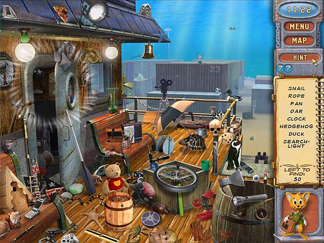 free games no downloads hidden objects