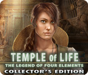 Temple of Life: The Legend of Four Elements Collector`s Edition
